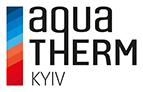Выставка отопления, водоснабжения кондиционирования акватерм. Логотип.