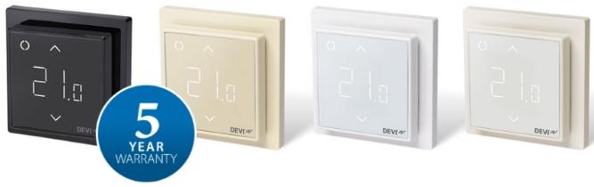 danfoss-devireg-smart. терморегуляторы.