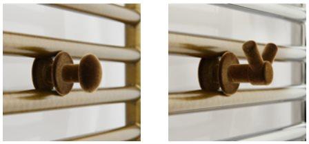 фото аксессуаров с покрытием флок
