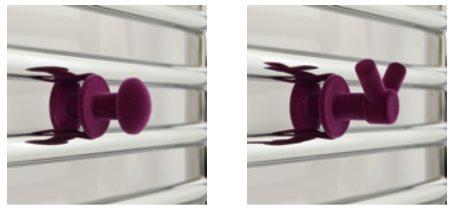 фото крючок покрытие флок