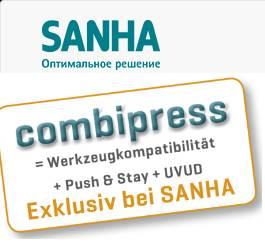 SANHA COMBIPRESS LOGO