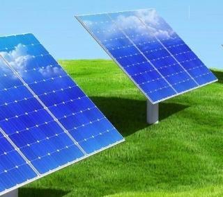 солнечные панели для вырабки электроэнергии