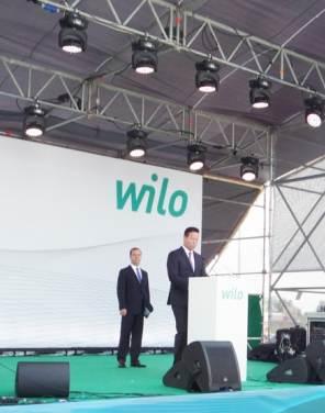 завод wilo rus открылся в россии, фото