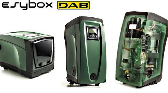 dab e.sybox фото