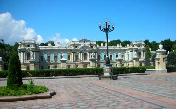 Мариинский дворец, фото