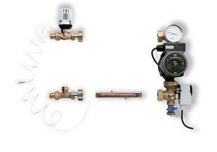 Насосно-смесительный модуль WATTS