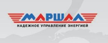 Лого завода трубопроводной арматуры МАРШАЛ