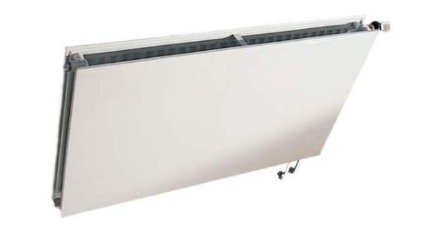фото гигиенического стального радиатора