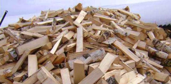 дрова для котла