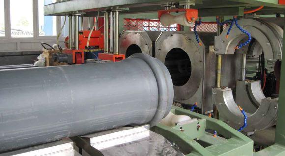 Трубы ПВХ производство