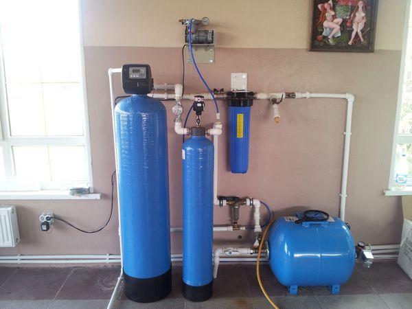 filtr dlja dachi na vodu 2