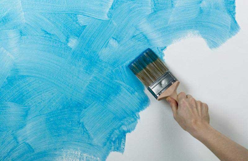 Где можно использовать акриловую краску