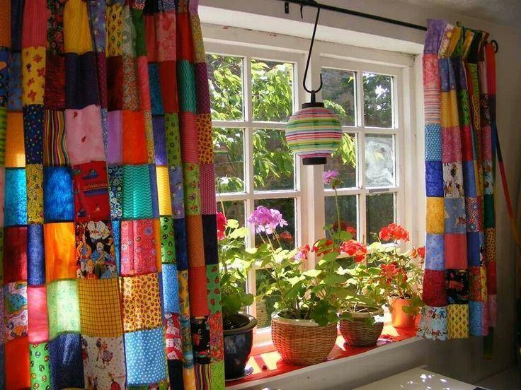 Занавески и шторы - вещи, опошляющие наш интерьер