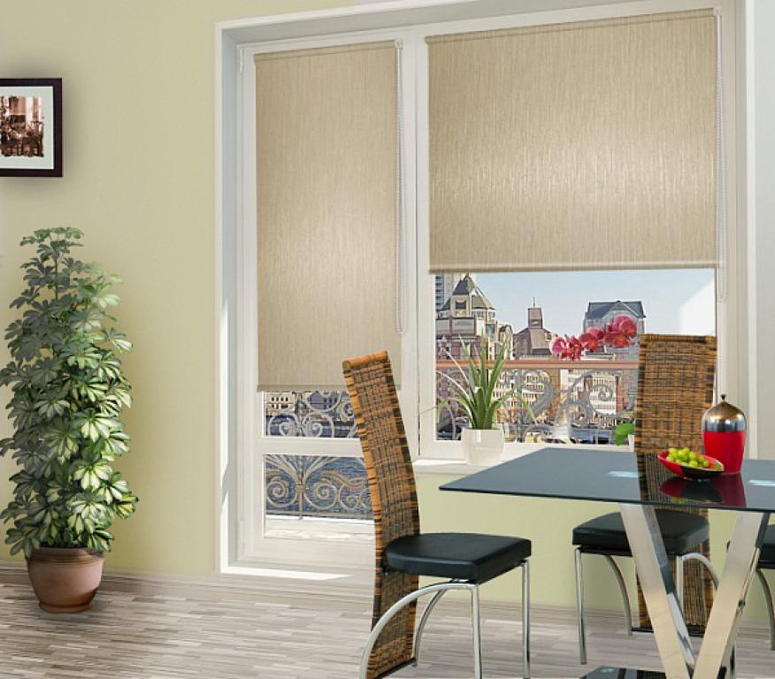 Рольшторы для вашего красивого окна