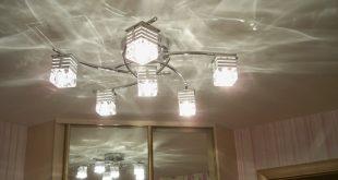 Украшение подвесного потолка – правильно подобранные светильники