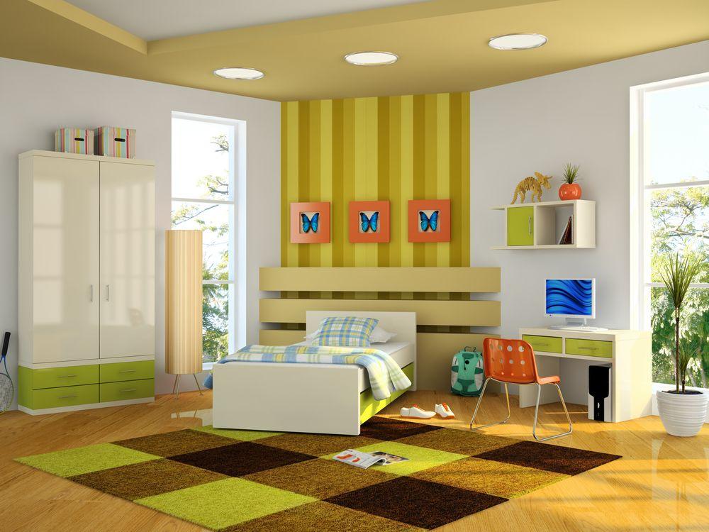 Как выбрать дизайн интерьера детской комнаты