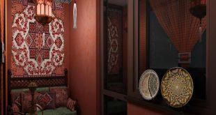 Характерные элементы индийского стиля