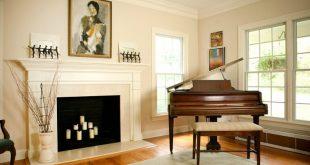 Рояль как элемент дизайна интерьера