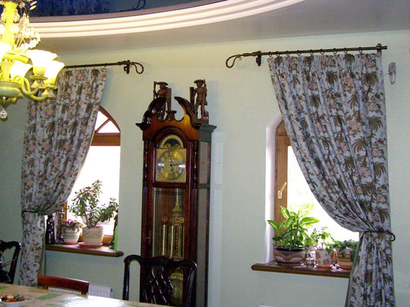 Занавески и шторы вещи, опошляющие интерьер