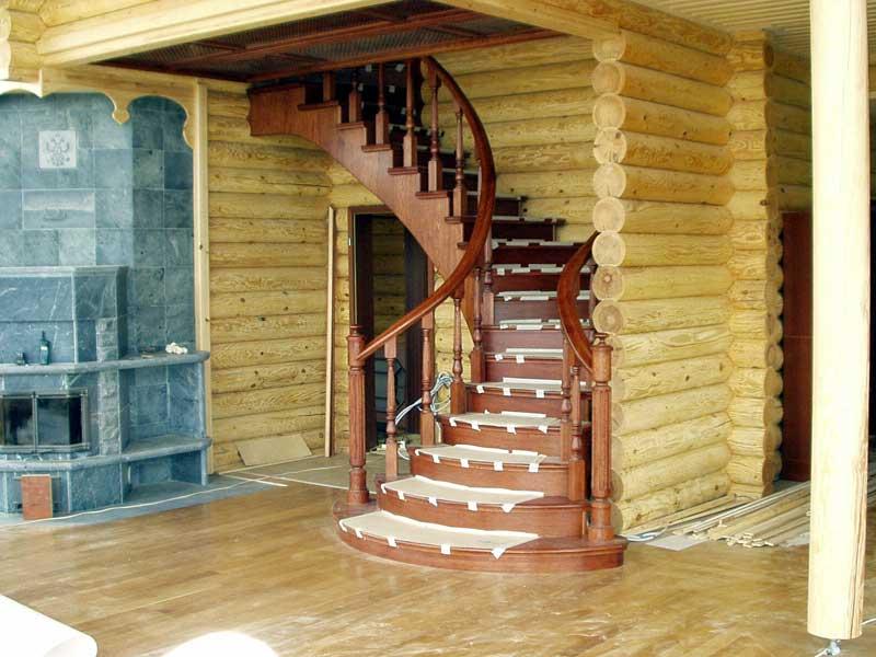 Несколько слов о строительстве внешней лестницы для частного дома