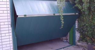 Распашные и складывающиеся гаражные ворота