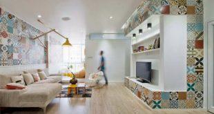 Использование плитки в дизайне интерьера