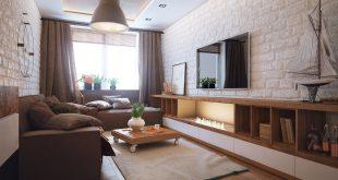 Обустройство интерьера гостиной комнаты