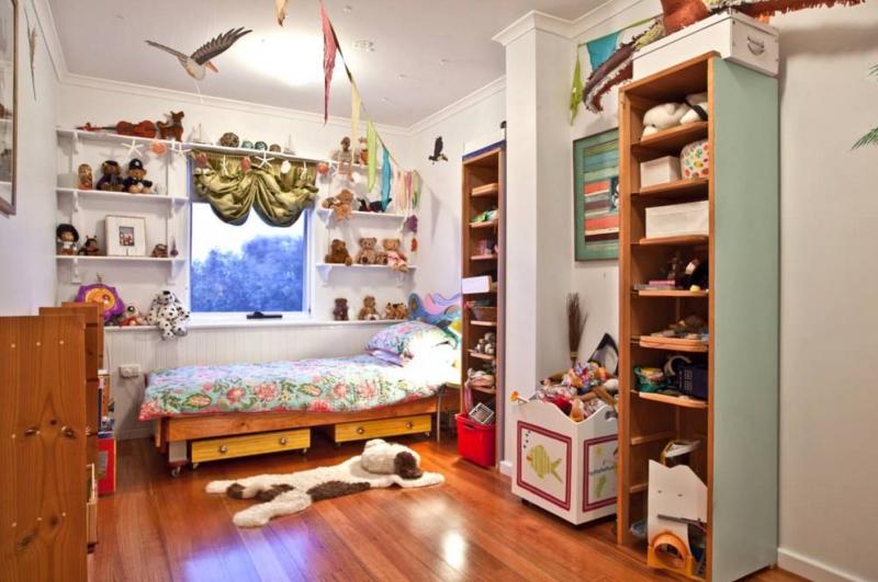 5 принципов обустройства детской комнаты