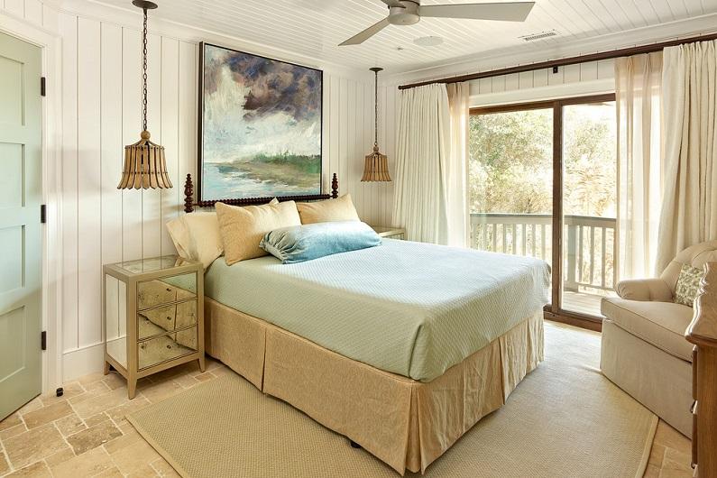 Живопись в дизайне интерьера спальни