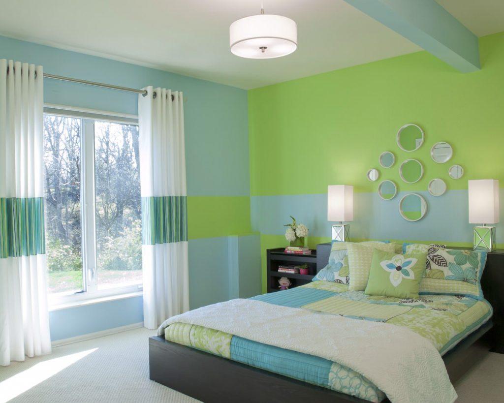 Какой цвет выбрать для комнаты?