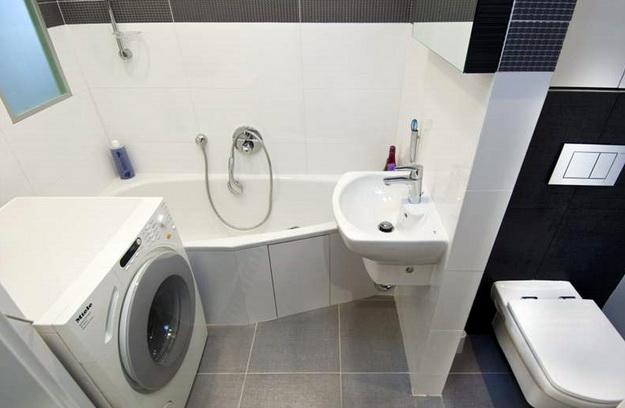 Dizajjn tualeta v panelnom dome A