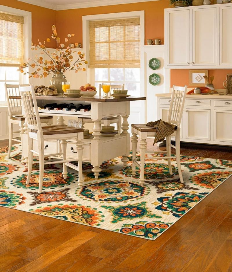 Нужны ли коврики на кухне?