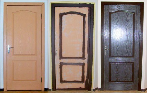 pokraska mezhkomnatnyh dverej 2