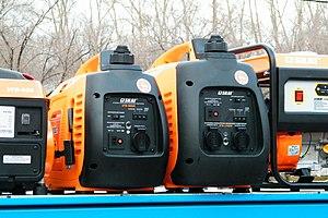 300px Ustanovka generatornaya benzinovaya invertornaya