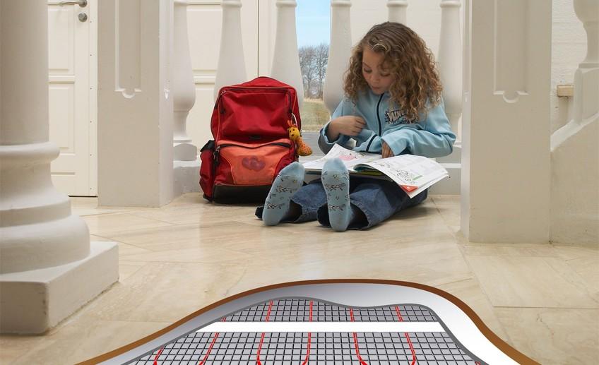 Warm floor help in choosing