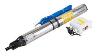 pompa glebinowa 0 9 kw 50m pompa do wody studni
