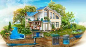 kak pravilno sdelat kanalizaciyu v chastnom dome 4